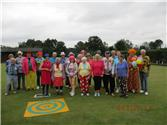 Captain's Day - A Colourful Affair